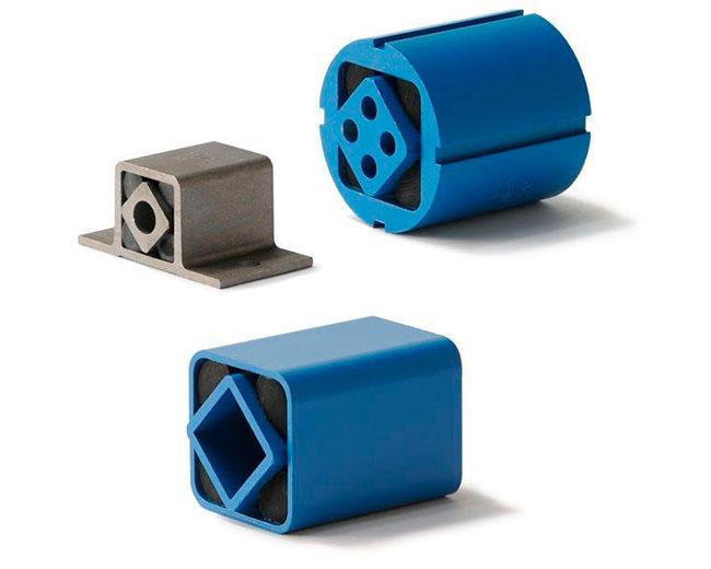 rubber-suspension